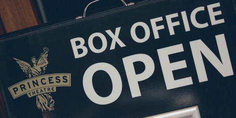 Box Office Open - Musical