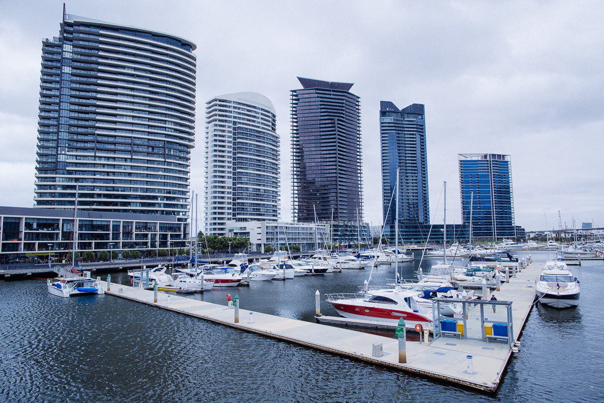 docklands apartments