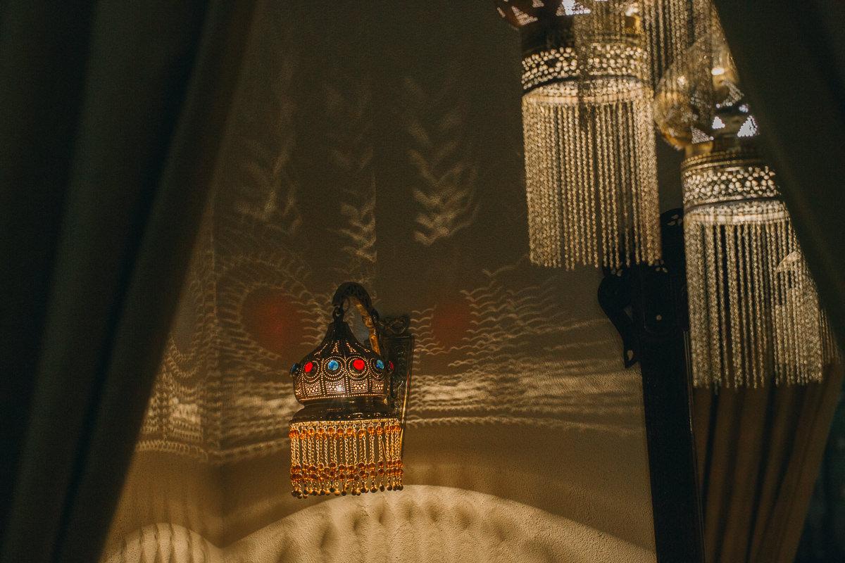 marrocan lamps
