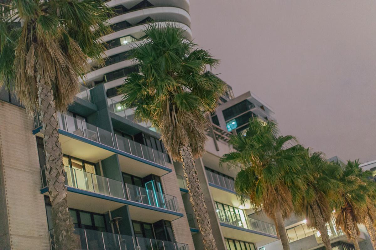 docklands apartments