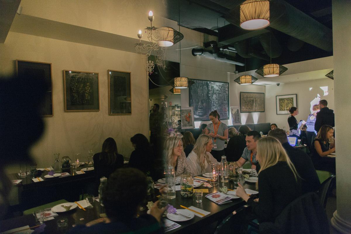 restaurants melbourne