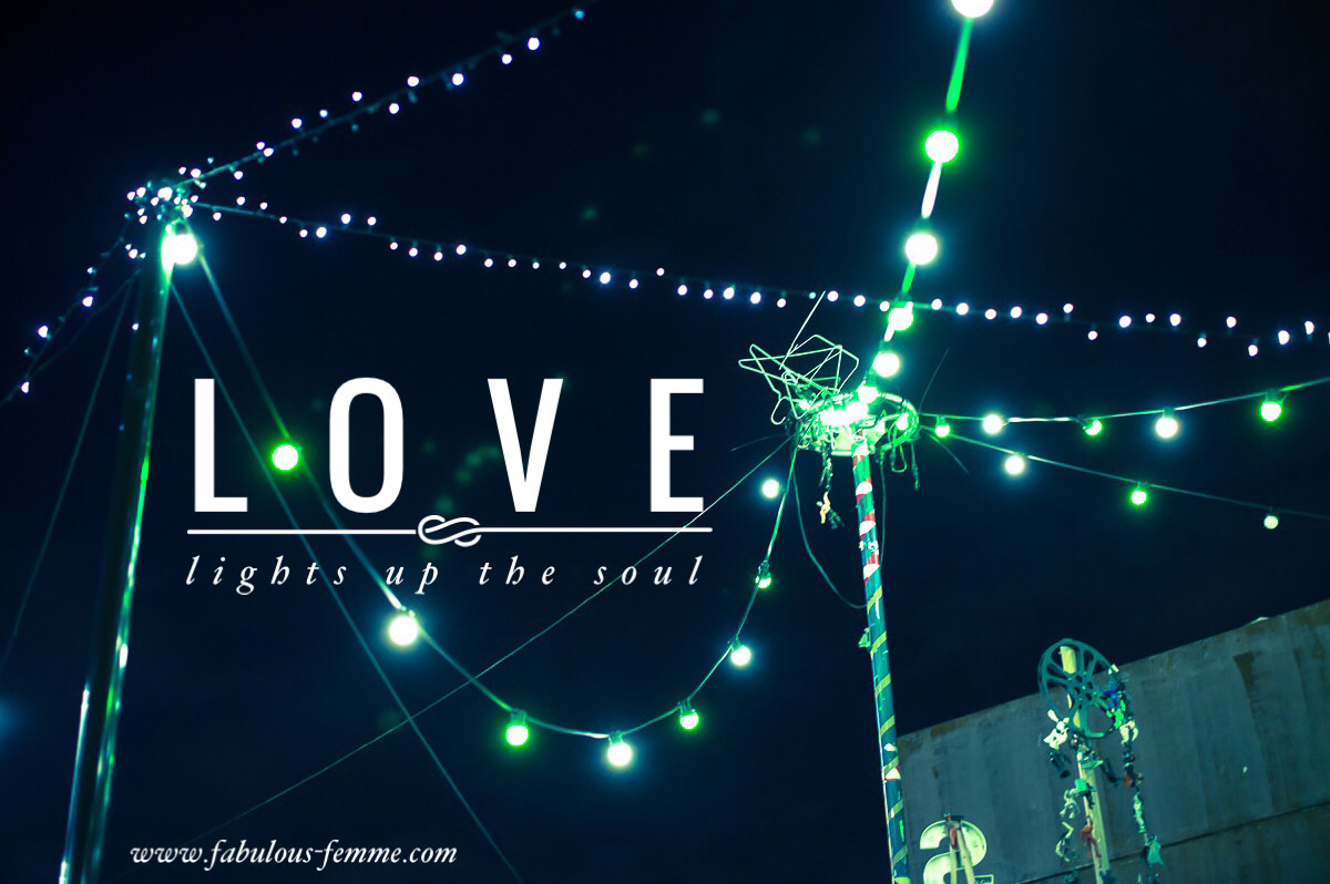 Quotes Light Quote  Love Lights Up Your Soul