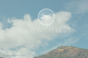 Minimalistic Quote - Simple picture quote