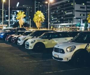Melbourne Mini Cooper event