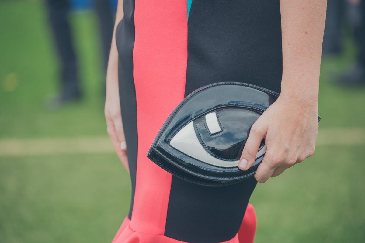 eye bag - racing fashion