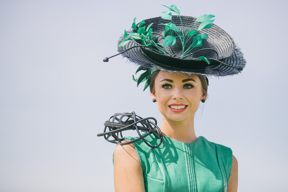 luxury millinery Melbourne