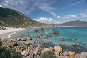 travel in australia - must do in wilsons prom