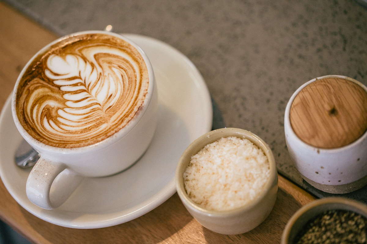 one of the best and most interesting coffee places in Melbourne - Richmond