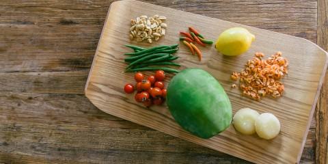 recipe - Thai papay Salad - Som Tam - Best Thai Food