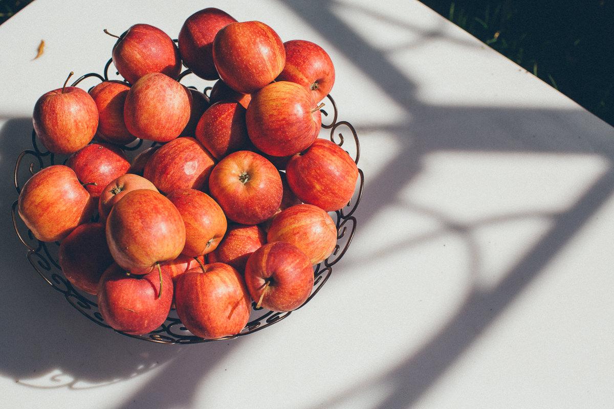 fresh apple - fruit