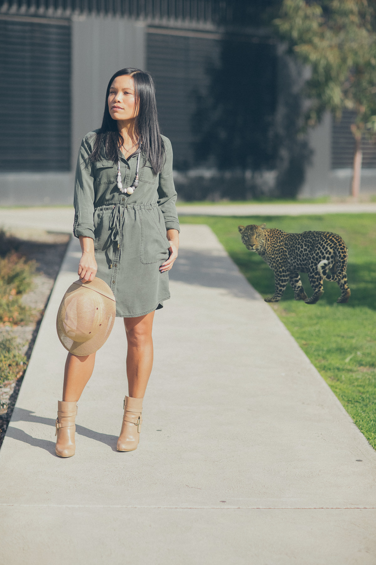 spring safari in Melbourne Australia - Urban fashion trends