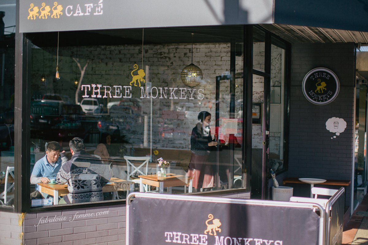 Three Monkey Place Jackson Court - Coffee in the suburbs of Manningham