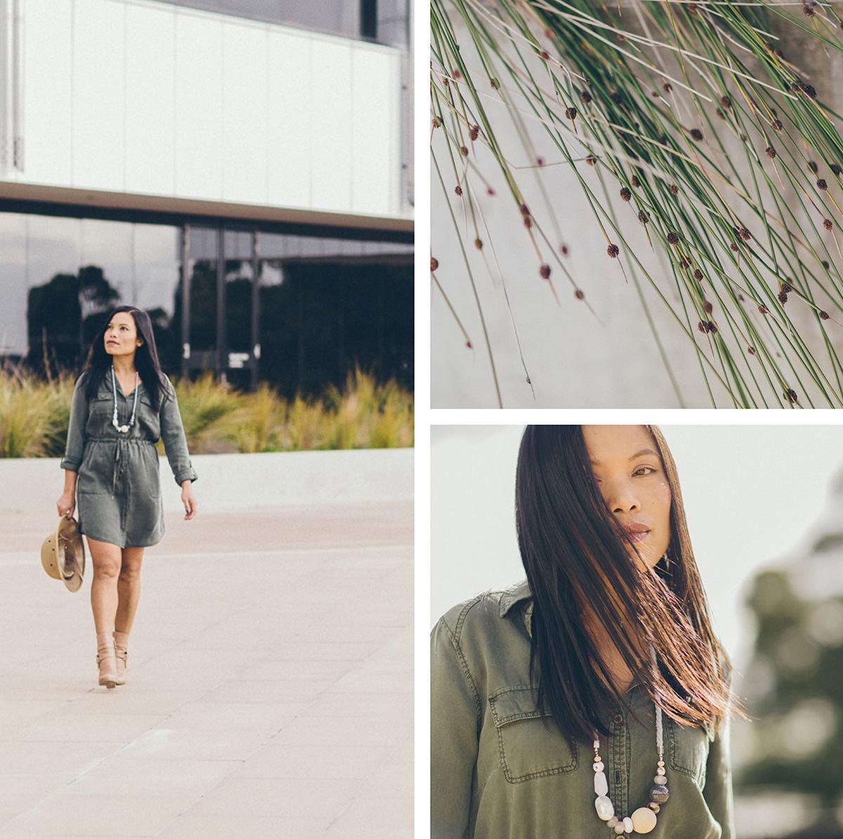 safari styled fashion photography