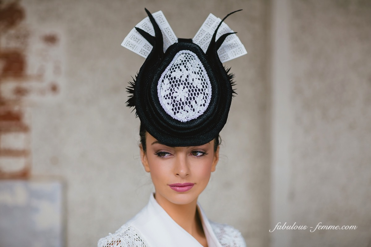 Headwear for derby day 2015
