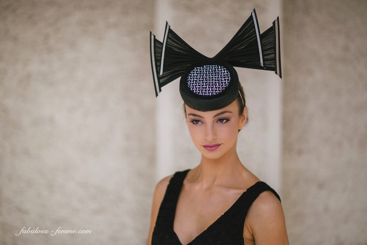 millinery by Lisa Bell in melbourne - Photography by Freshphotography