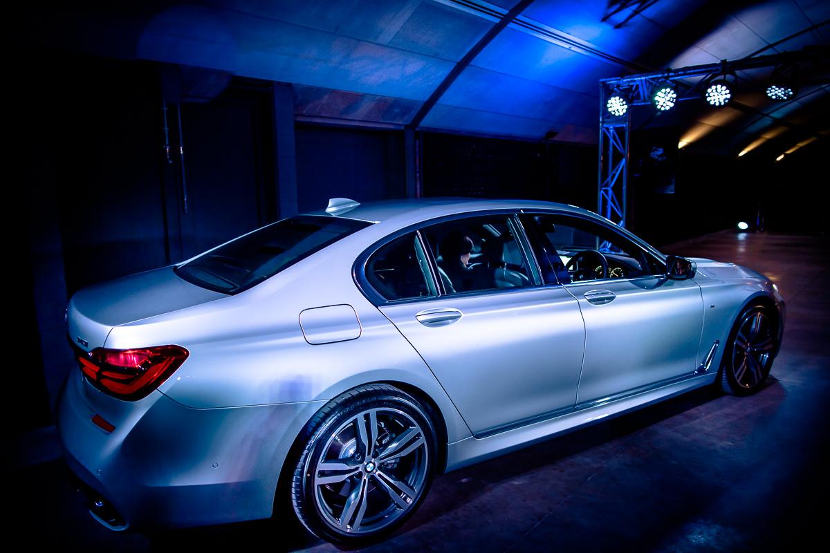 7 series BMW - 2015 model
