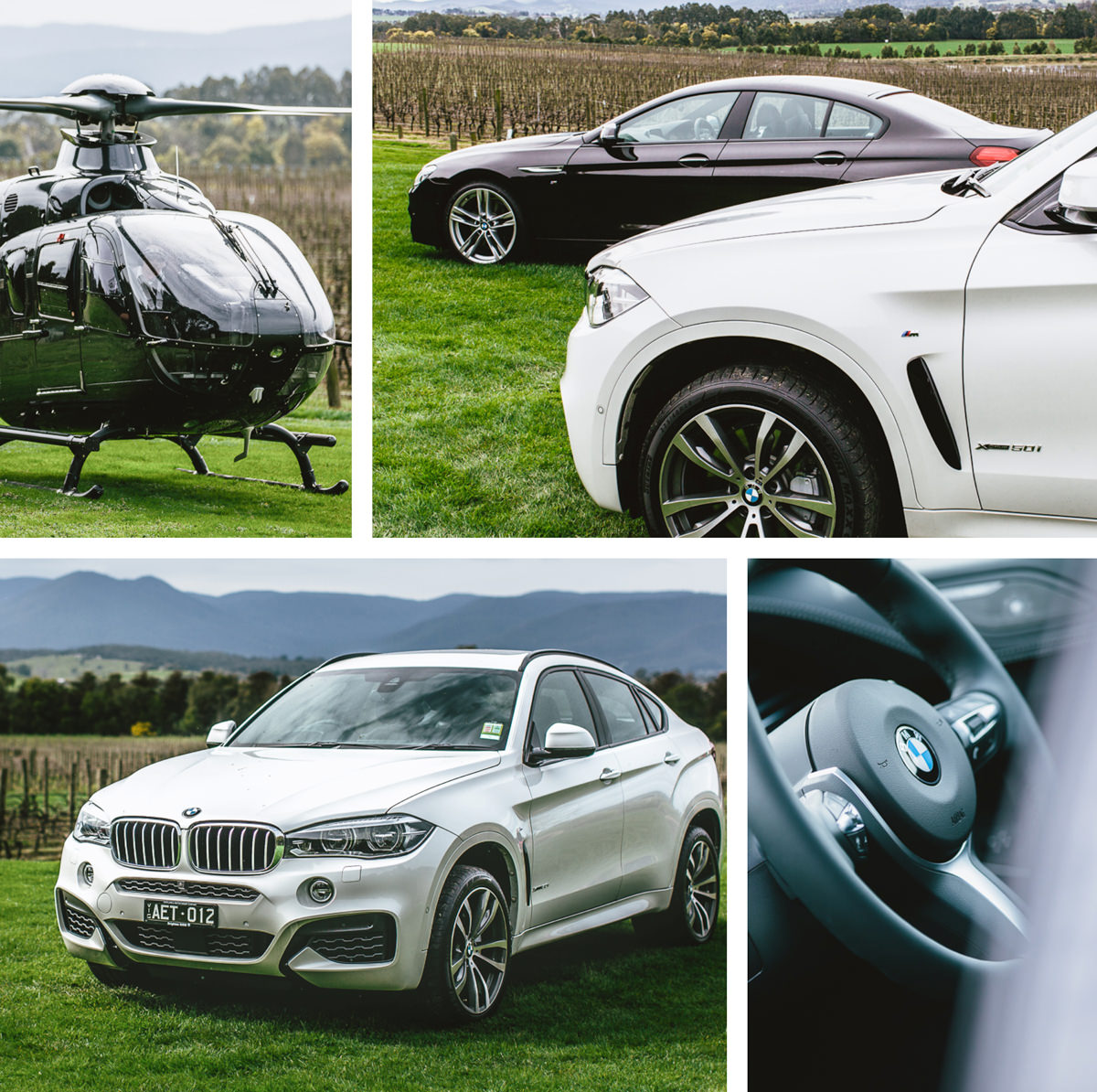 BMW event in the yarra valley - photographed by freshphotography