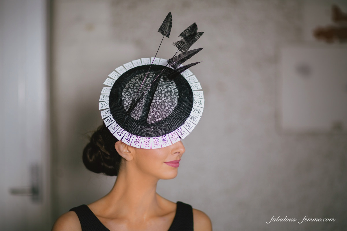 Melbourne Cup Hats in 2015 - new designs new collection