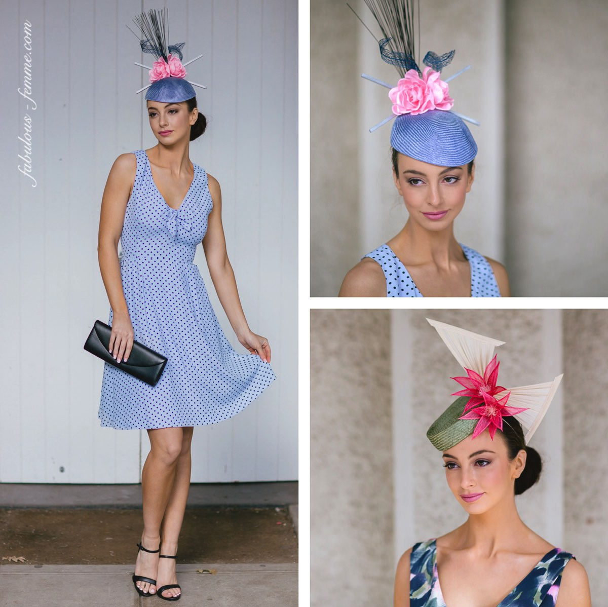 Alannah Hill Outfit for Spring Racing Carnival