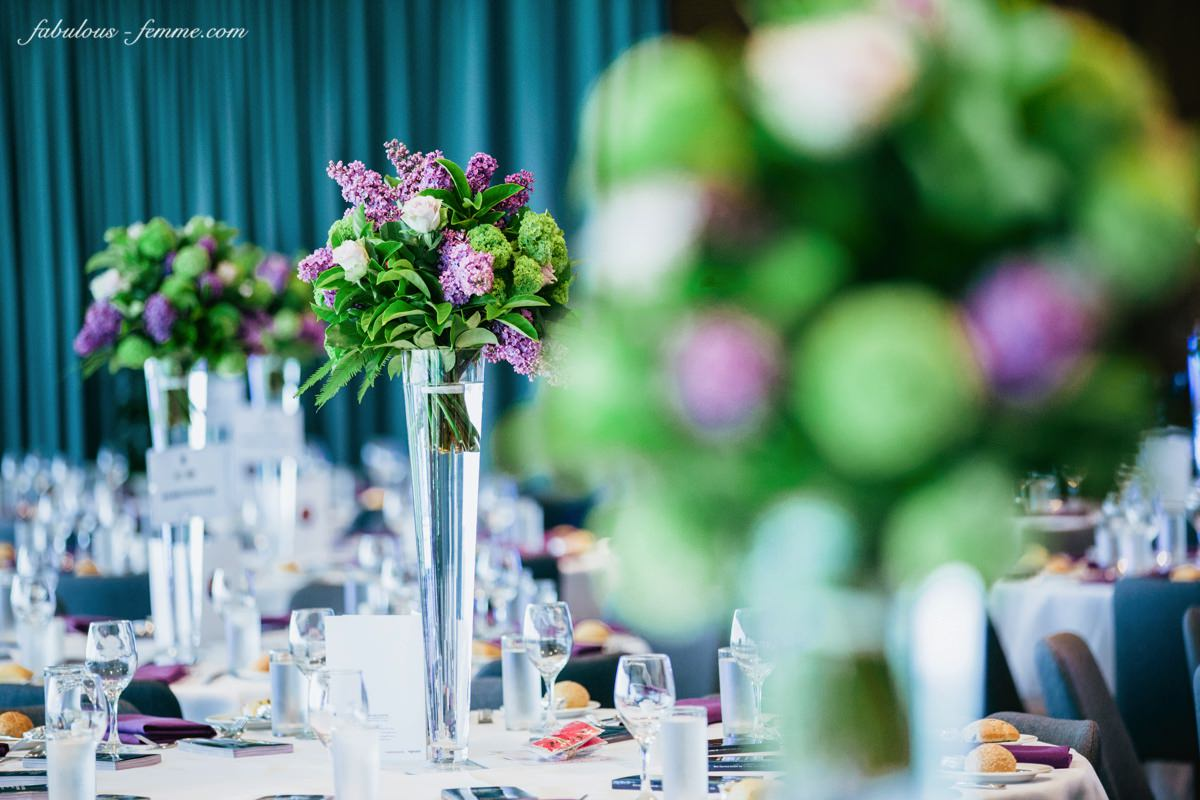Stylish decoration for Melbourne events