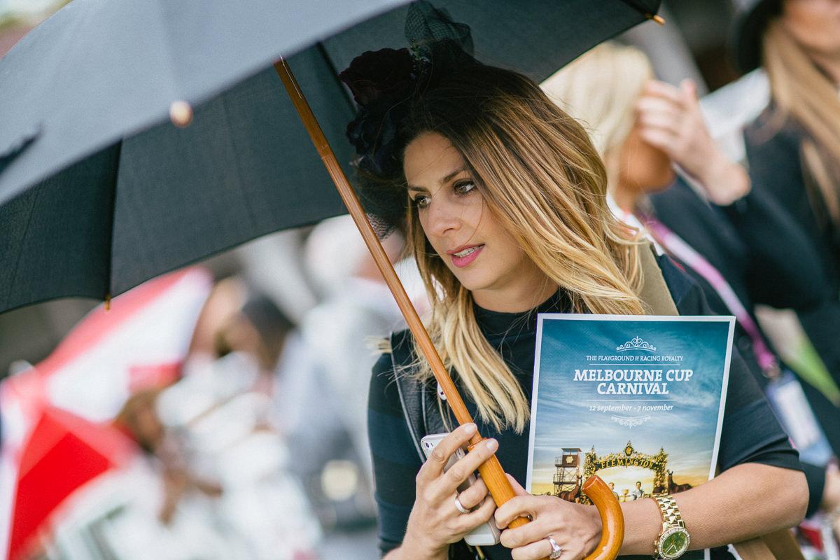 raceway - 2015 melbourne cup