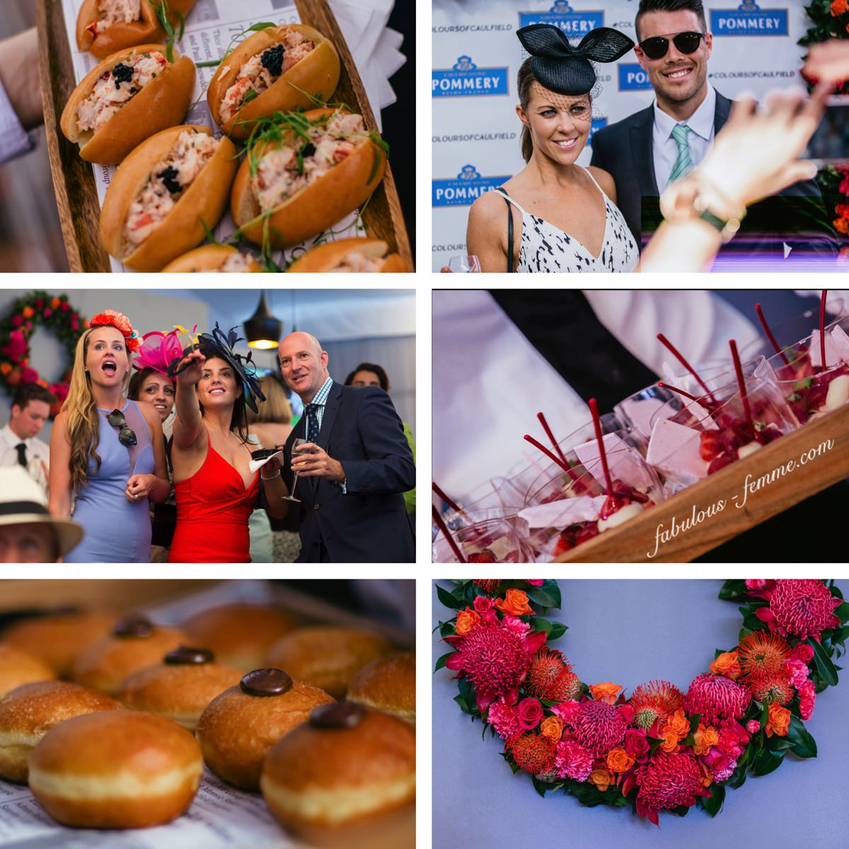 the best of melbourne racing in Caulfield  - The stylish start of the Melbourne Spring Arcing season