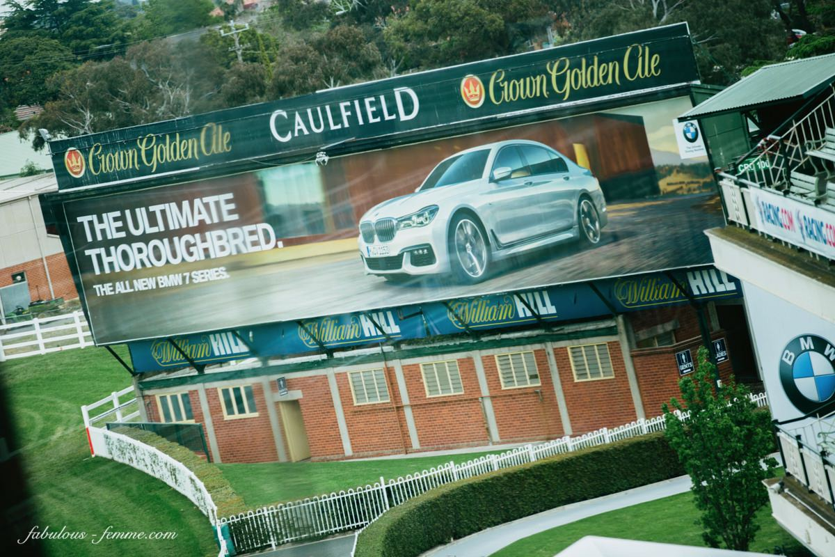 BMW Caulfield Cup - 7 series