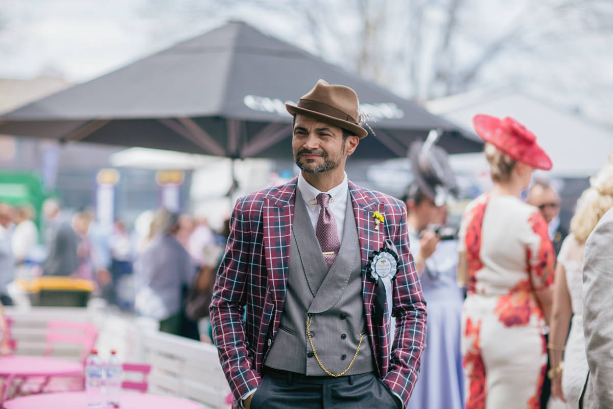 fashions on the field contestant  - racing fashion trends from australia in 2015