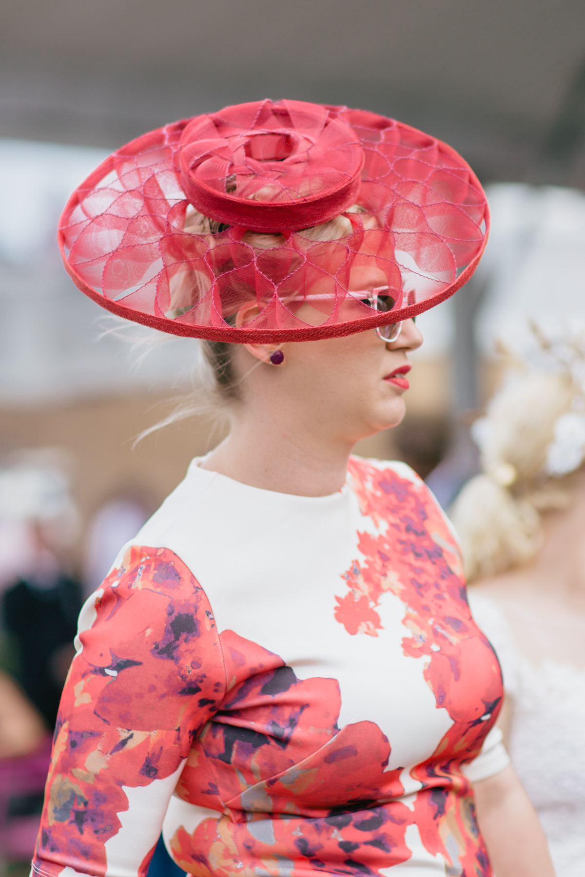 hats 2015 - millinery trends - spring racing outfits at caulfield - spring racing carnival trends