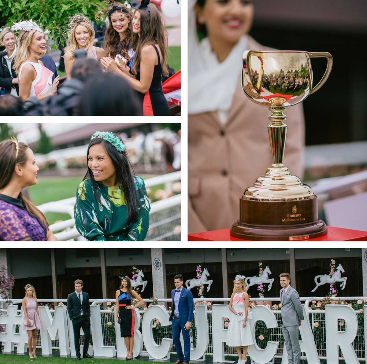the Cup 2015 - Melbourne Spring Racing