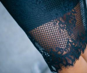 lace dress by witchery