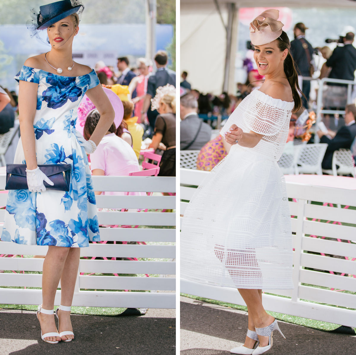 melbourne outfits - spring racing fashion trends 2015