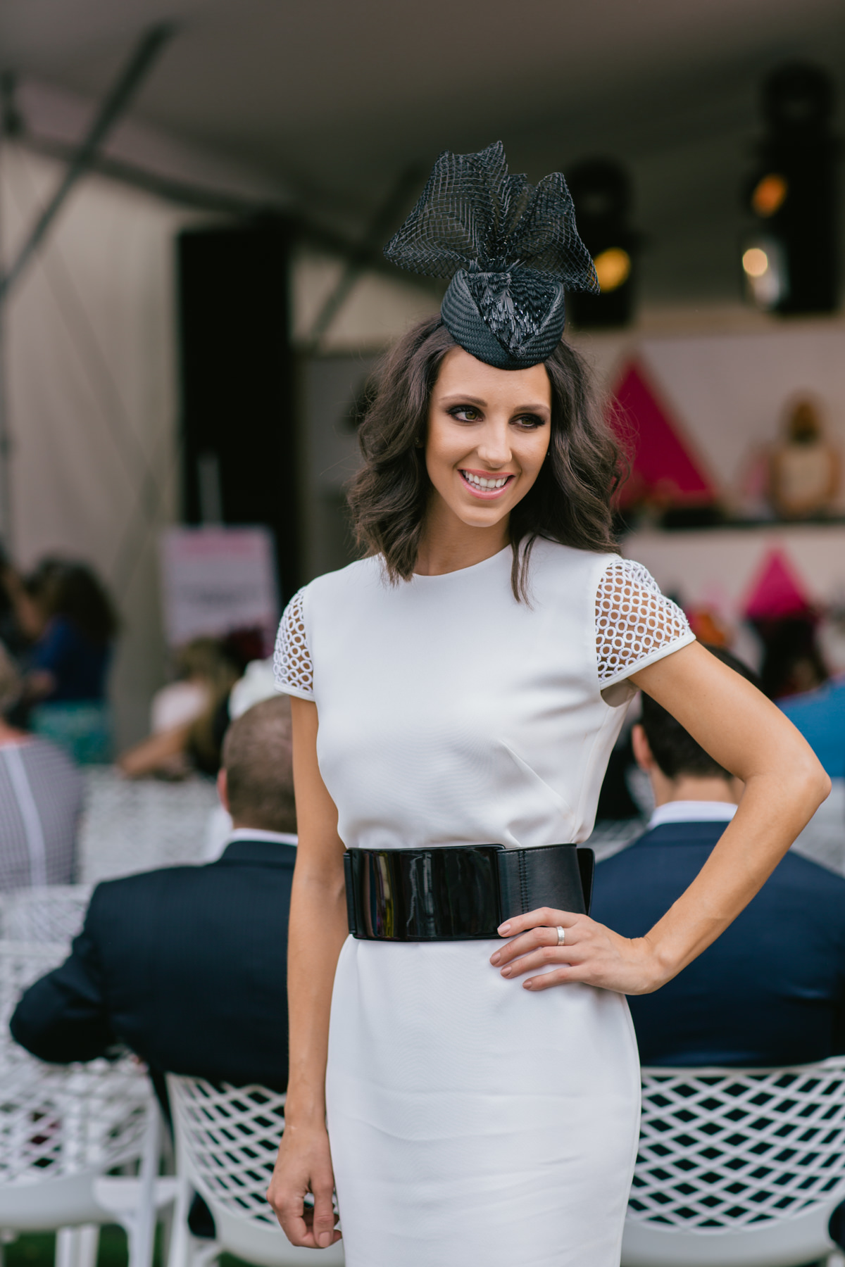 racing fashion 2015 - the trends from caulfield