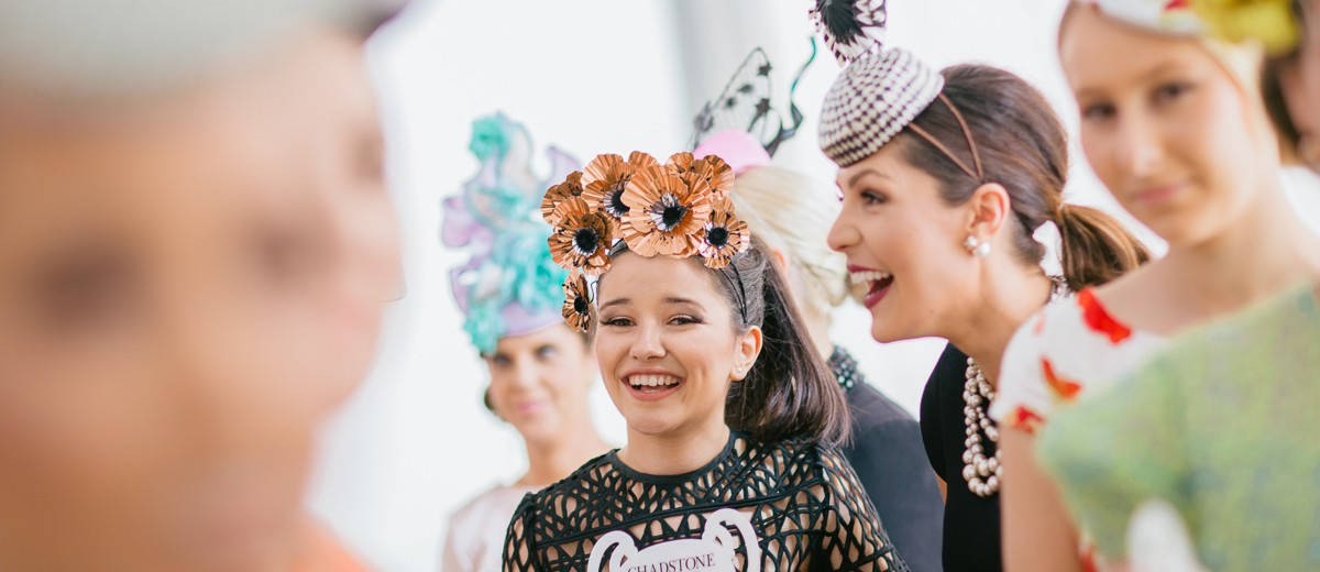 contestants at the fashions on the field events in melbourne - best photography for events