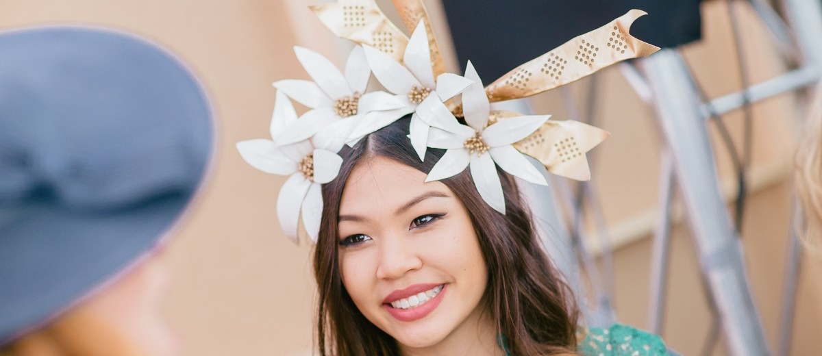 creative headpiece