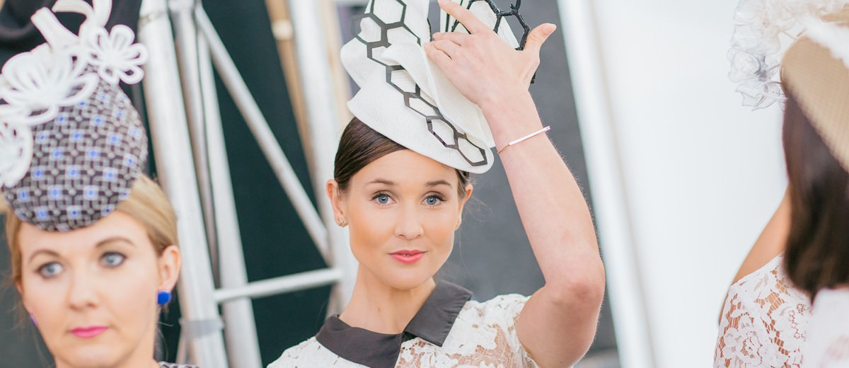 arranging the millinery - trends in 2015 from melbourne , Australia