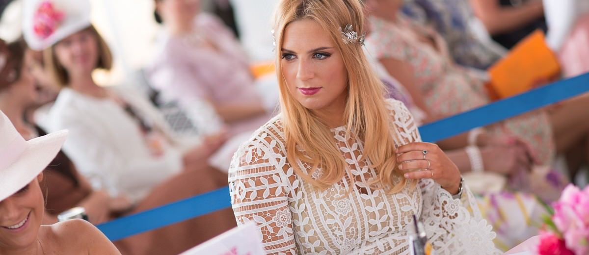 fashion trends at the melbourne spring racing