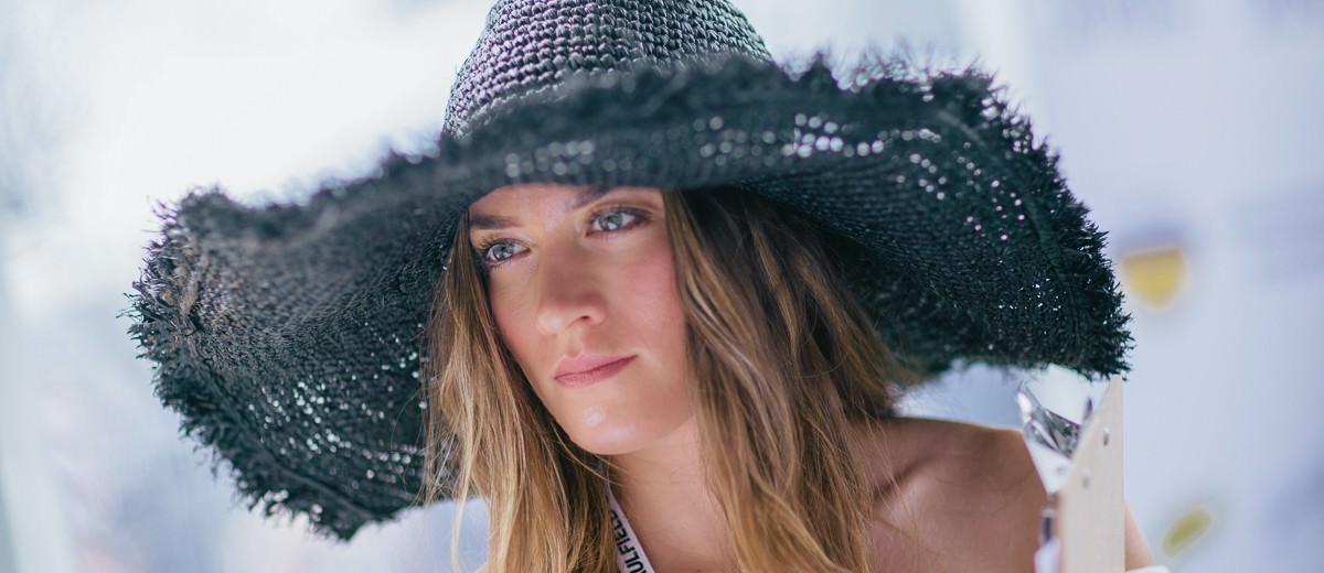 portraits at the races in Melbourne