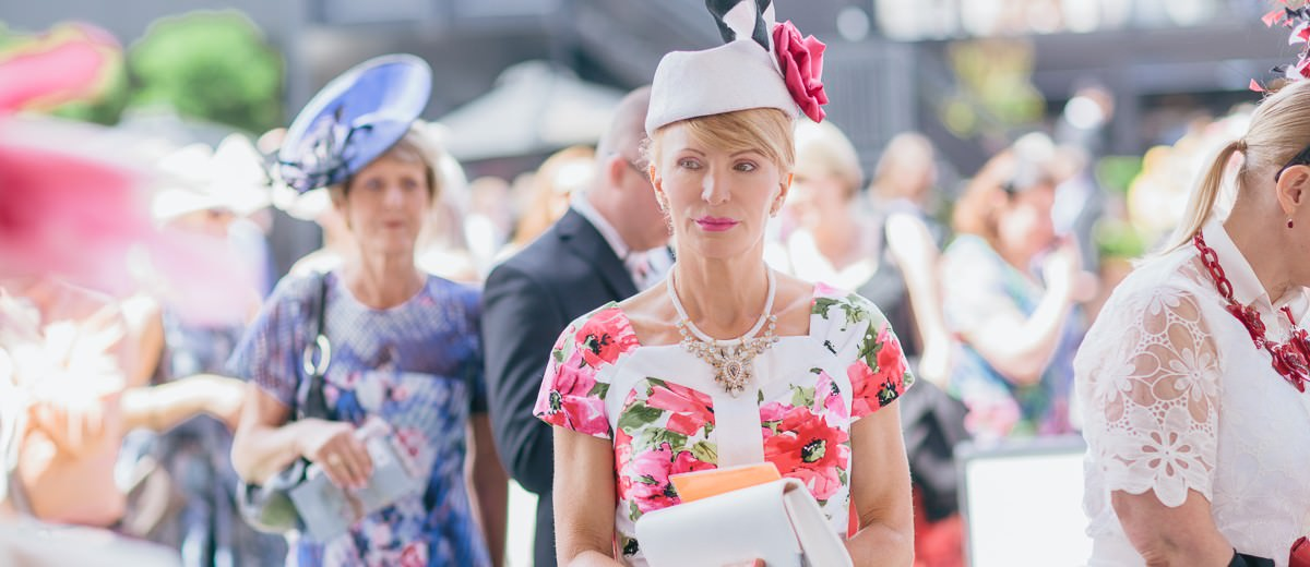 spring racing - flower outfits and fashion trends 2015