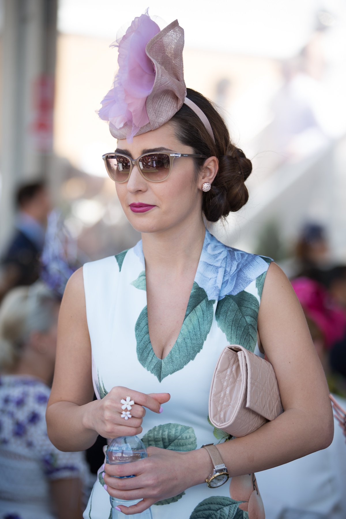 melbourne cup millinery