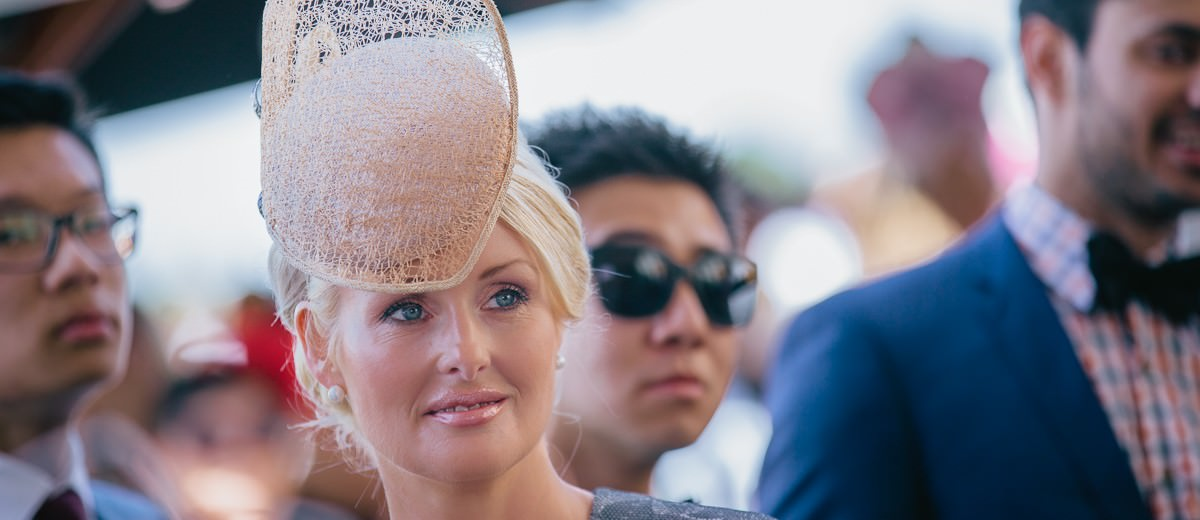 portrait - fashions on the field -