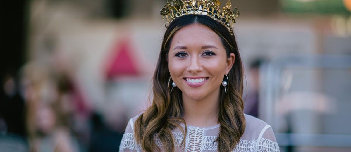 crown - golden headpiece - trends 2015