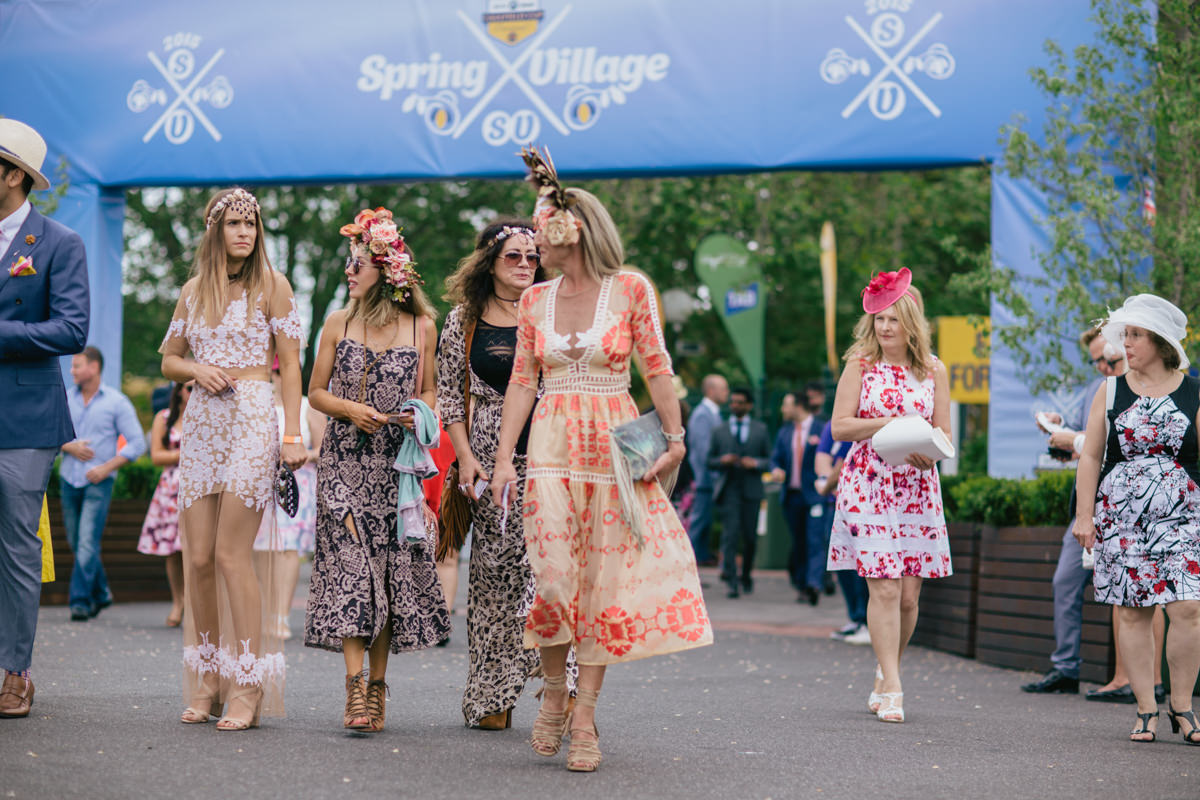 caulfield cup - spring fashion