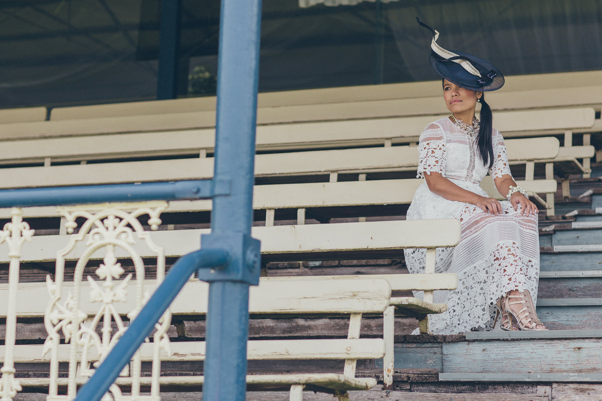 country racing in ballarat - ballarat cup - fashions on the field