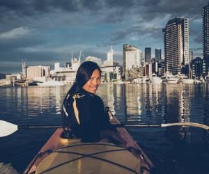 melbourne kayak trip - enjoy life
