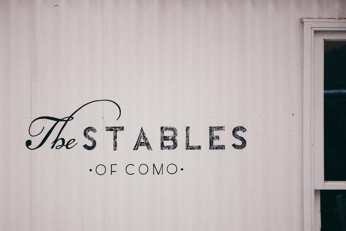 stables of como - wedding venue