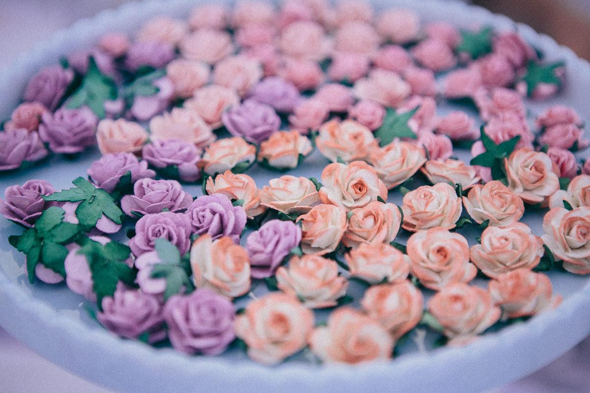 pastels flowers