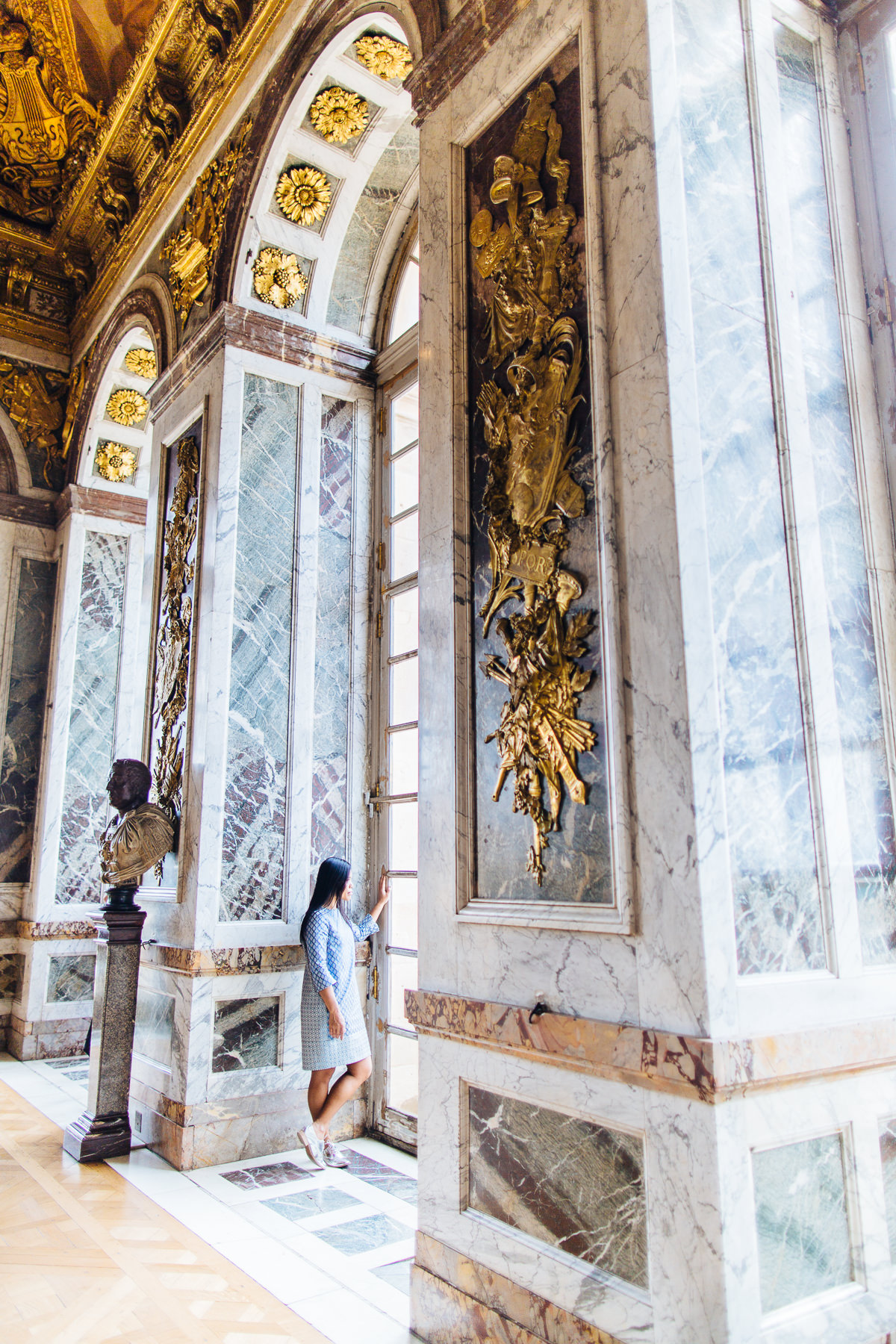 Versailles Windows Ballroom - stunning images travel