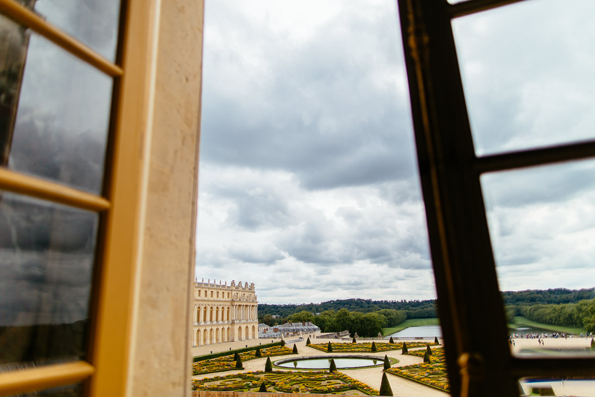 best view of versailles