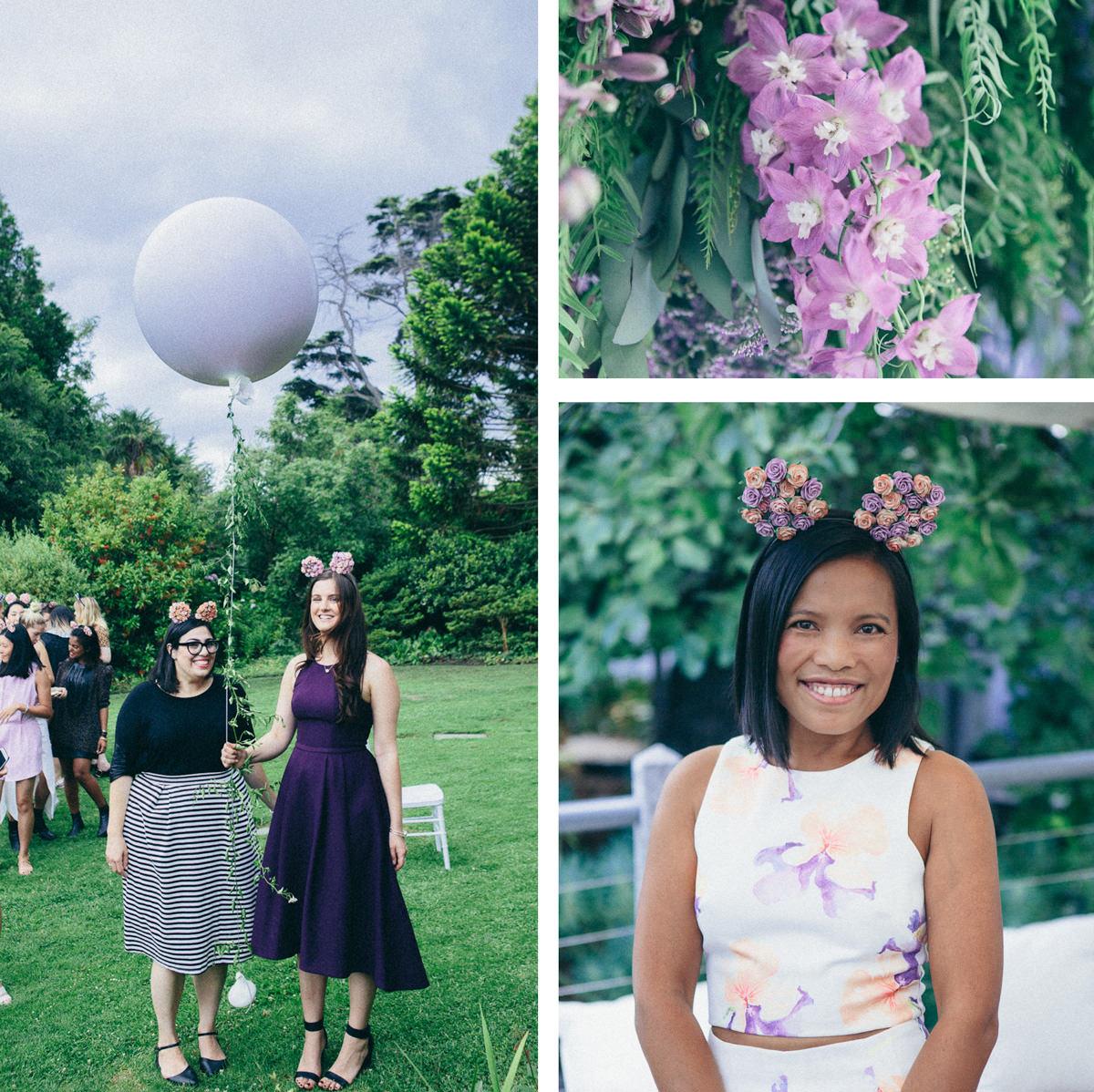 garden pandora event melbourne
